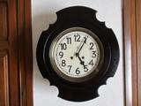 reloj ojo de buey junghans,1930,funciona - foto