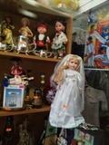Muñeca  ceramica - foto