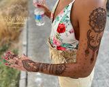 Tatuajes temporales henna (Sevilla) - foto