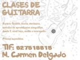 CLASES DE GUITARRA PERSONALIZADAS - foto