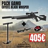 Carabina gamo coyote black whisper - foto