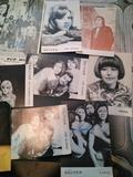 fotos y firmas cantantes disco belter - foto