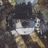 Motor KFX - foto