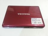Toshiba Satellite T110-10N -Rojo - foto