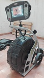 Inspección de tuberías con cámara TV - foto