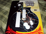 Carcasa guitar hero slash guns and roses - foto