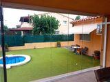 Cierre su terraza con cortina de cristal - foto