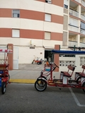 Reparación de bicicletas - foto