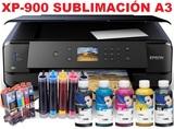 Impresora Epson A3 con CISS Sublimación - foto