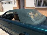 Capota lona verde BMW Serie 3 e36 cabrio - foto