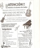 CLASES DE LENGUAJE MUSICAL Y OPOSICIONES - foto