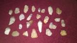 Lote2 de 25 cuarzo IDEAL ORGONITAS - foto
