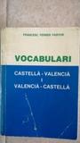 VOCABULARI CASTELLA-VALENCIA - foto