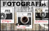 Retoque fotográfico y páginas web - foto