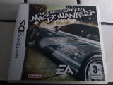 Nfs most wanted - - nds - foto