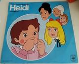 disco original de Heidi año 1975 - foto