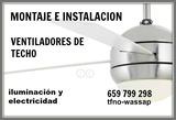 Ventilador de techo-instalo - illescas - foto