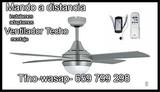 Mando a Distancia Ventilador Techo- ILLE - foto