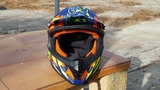 VENDO CASCO MOTOCROSS - foto