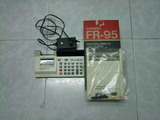 Calculadora impresora modelo fr-95 - foto