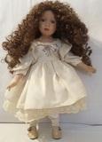 porcelana muñeca grande coleccion - foto