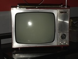 televisor Iberia vintage decoración - foto