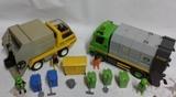 Playmobil camiones de basura - foto
