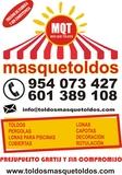 fábrica de toldos en Sevilla - foto