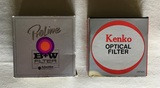Filtros (2) para cÁmaras de 52 mm - foto