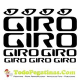 KIT DE LAMANA GIRO VINLOS STICKER - foto