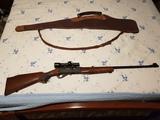 Rifle cal 22 anschutz - foto