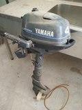MOTOR YAMAHA 4T 4CV - foto