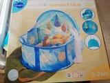 Parasol blue imaginarium - foto
