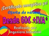 Certificado energetico Madrid 60 - foto