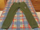 Pantalón largo verde oscuro Boomerang - foto