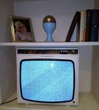 vintage televisor vanguard 18  pulgadas - foto