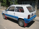 FIAT - PANDA 4WD - foto