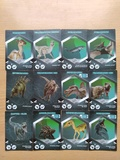 Cromos dinosaurios DIA - foto