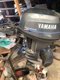 MOTOR YAMAHA 15CV.  PRECIO NEGOCIABLE - foto