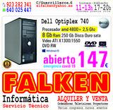 Ordenador dell Optiplex 740 Torre 8 Gb - foto