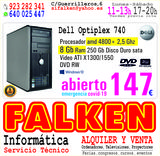 Ordenador dell Optiplex 740 Torre 8 Gb - foto