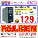 Ordenador dell Optiplex 740 Torre 9 Gb - foto