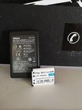 Cargador para baterías de cámara nikon - foto