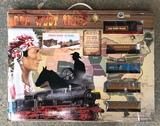 TREN Far west train - foto