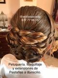 Oferta Pack peinado maquillaje novia - foto