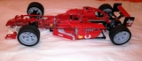Lego Technic Ferrari F1 Racer. - foto