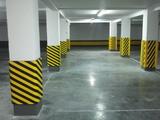 Protecciones contra roces en garages - foto