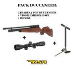Rifle Pcp Pack Buccaner - foto