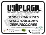Uniplaga Desinsectacion - foto