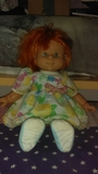 Muñeca Pocaspecas años 80 - foto